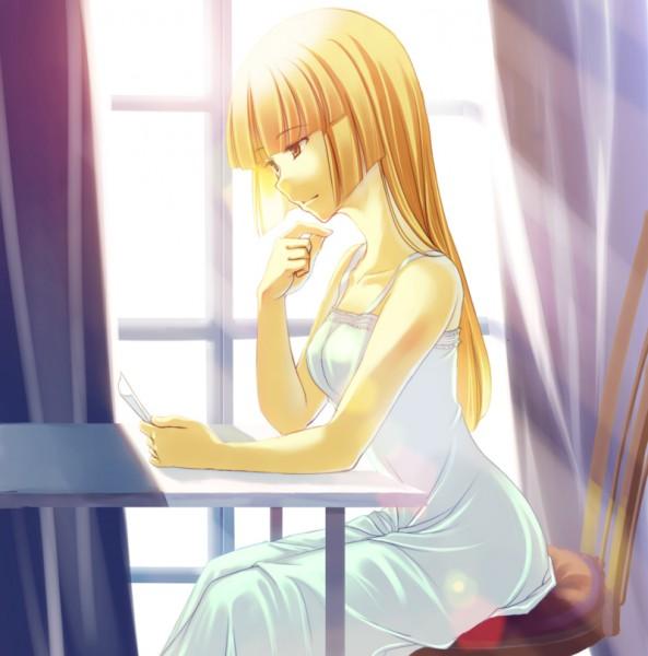 Tags: Anime, 07th Expansion, Umineko no Naku Koro ni, Ushiromiya Rosa