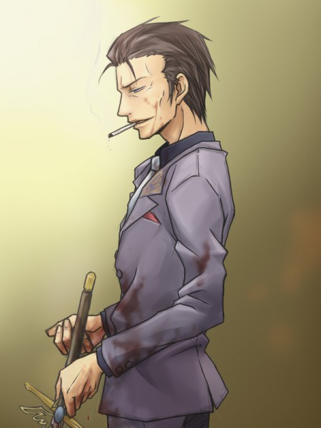Ushiromiya Rudolf - Umineko no Naku Koro ni