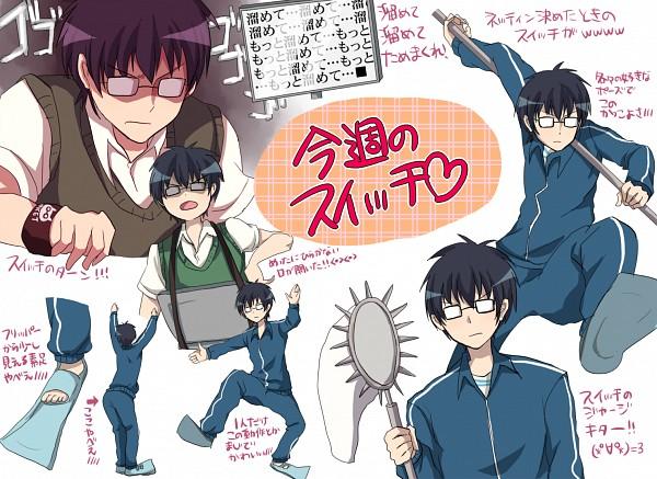Tags: Anime, Tyeinn-suineryuu, SKET Dance, Usui Kazuyoshi, Flippers, Pixiv, Fanart From Pixiv, Fanart