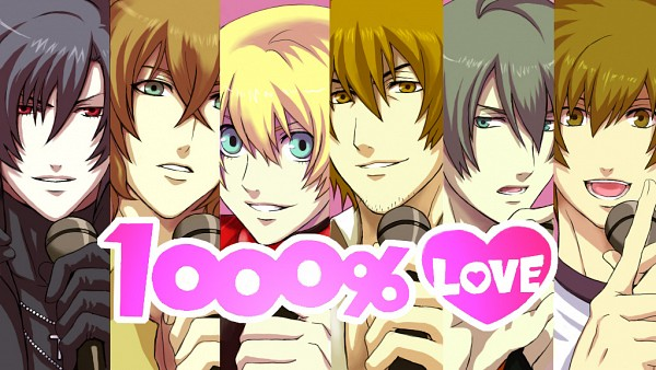Tags: Anime, BROCCOLI, Togainu no Chi, Shiki (TNC), Nano (TNC), Akira (TNC), Keisuke (TNC), Motomi (TNC), Rin (TNC), Uta No☆Prince-sama♪ (Parody), Facebook Cover