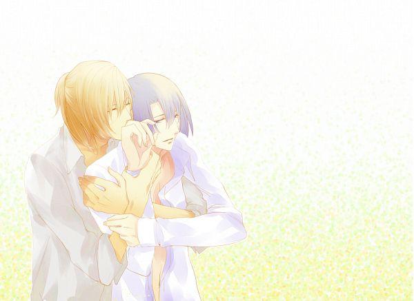 Tags: Anime, Pixiv Id 914292, Uta no☆prince-sama♪, Hijirikawa Masato, Jinguji Ren, Pixiv, Fanart, Princes Of Song