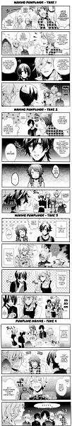 Tags: Anime, Nakagawa Waka, Uta no☆prince-sama♪, Ichinose Tokiya, Kurusu Shou, Shinomiya Natsuki, Ittoki Otoya, Jinguji Ren, Hijirikawa Masato, Comic, Princes Of Song