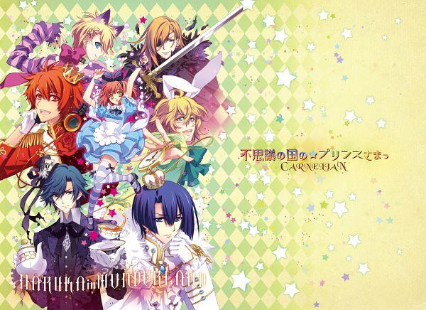 Tags: Anime, CARNELIAN, Uta no☆prince-sama♪, Nanami Haruka, Kurusu Shou, Shinomiya Natsuki, Ittoki Otoya, Jinguji Ren, Hijirikawa Masato, Ichinose Tokiya, Princes Of Song