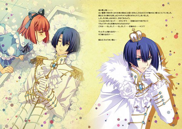 Tags: Anime, CARNELIAN, Uta no☆prince-sama♪, Nanami Haruka, Hijirikawa Masato, Alice (Alice in Wonderland) (Cosplay), Princes Of Song