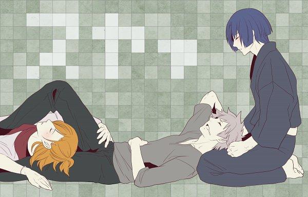 Tags: Anime, Pixiv Id 326697, Uta no☆prince-sama♪, Kurosaki Ranmaru, Hijirikawa Masato, Jinguji Ren, Princes Of Song