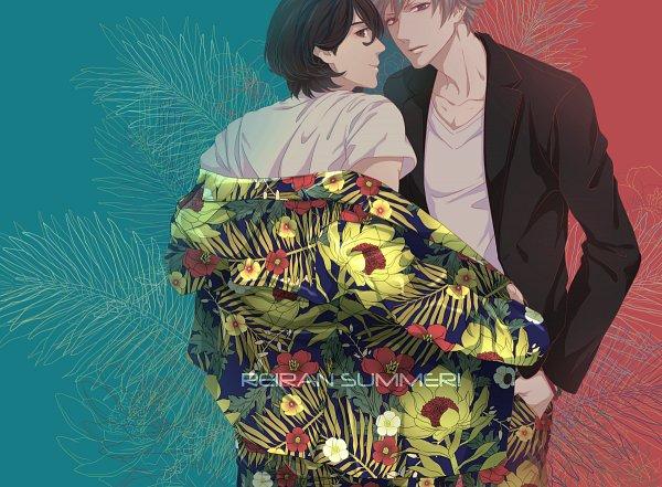 Tags: Anime, Pixiv Id 326697, Uta no☆prince-sama♪, Kurosaki Ranmaru, Kotobuki Reiji, Princes Of Song