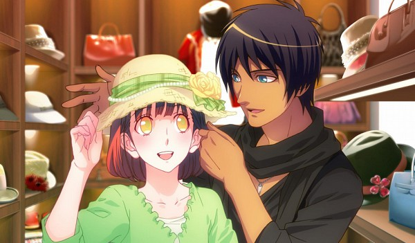 Tags: Anime, BROCCOLI, Uta no☆prince-sama♪, Nanami Haruka, Aijima Cecil, CG Art, Princes Of Song