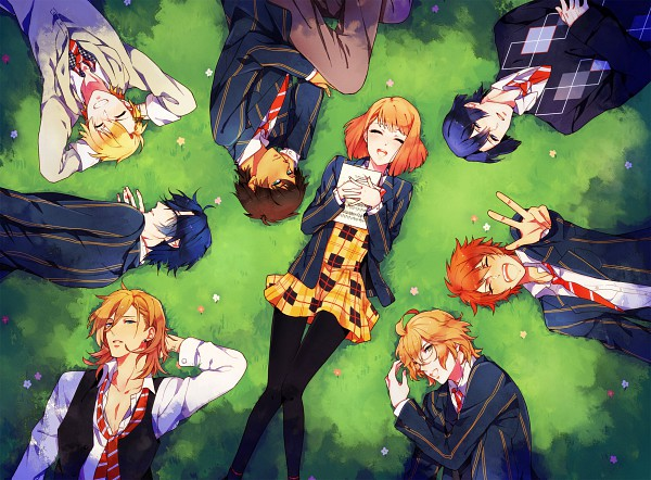 Uta no☆prince-sama♪ (Princes Of Song) - BROCCOLI