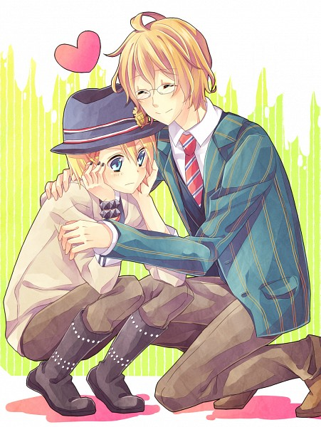 Tags: Anime, BROCCOLI, Uta no☆prince-sama♪, Kurusu Syo, Shinomiya Natsuki, Pixiv, Princes Of Song