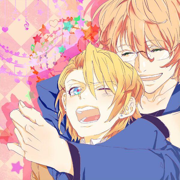 Tags: Anime, Pixiv Id 948096, BROCCOLI, Uta no☆prince-sama♪, Kurusu Syo, Shinomiya Natsuki, Pixiv, Fanart, Princes Of Song