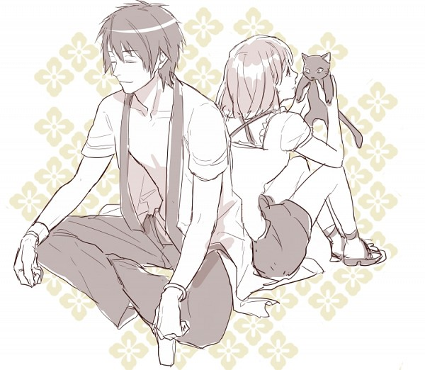 Tags: Anime, Fujiwara Ryo, Uta no☆prince-sama♪, Kuppuru, Aijima Cecil, Nanami Haruka, Pixiv, Fanart, Princes Of Song