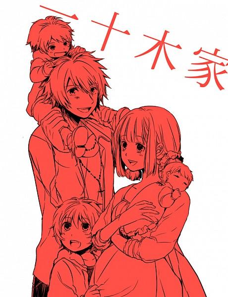 Tags: Anime, Naka 53, Uta no☆prince-sama♪, Nanami Haruka, Ittoki Otoya, Pregnant, Pixiv, Fanart, Princes Of Song