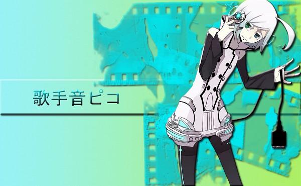Tags: Anime, VOCALOID, Utatane Piko, USB