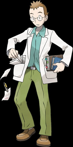 Utsugi - Pokémon Gold & Silver