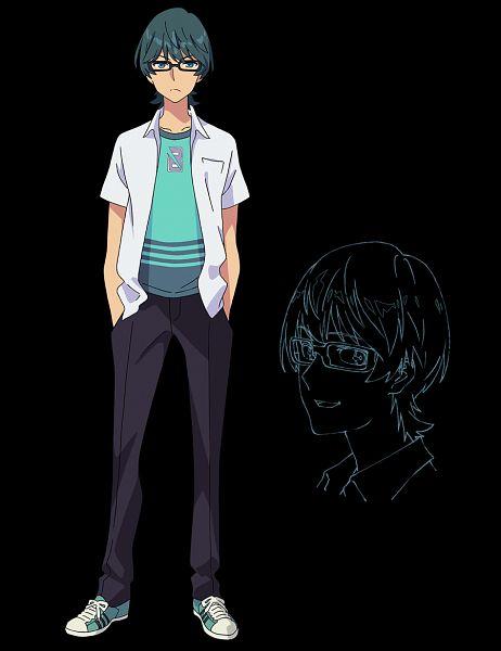Utsumi Shou - SSSS.Gridman