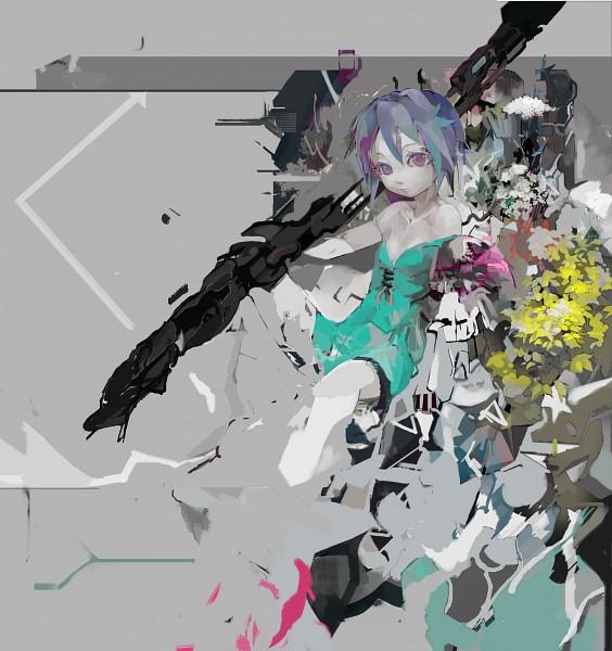 Tags: Anime, Uturo, Original, Pixiv
