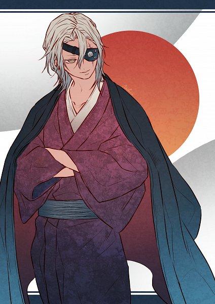 Uzui Tengen - Kimetsu no Yaiba