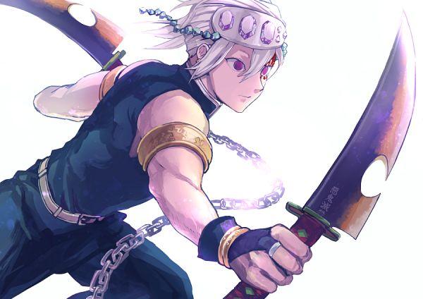 Tags: Anime, Pixiv Id 10043376, Kimetsu no Yaiba, Uzui Tengen, Fanart From Pixiv, Pixiv, Fanart