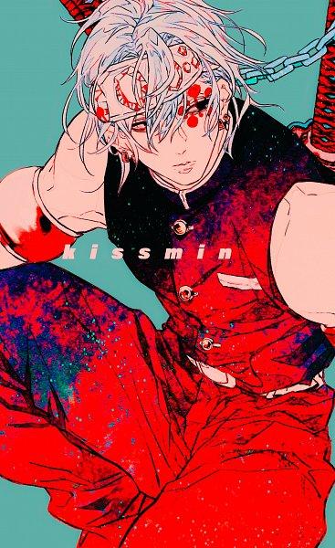Uzui Tengen Kimetsu No Yaiba Zerochan Anime Image Board