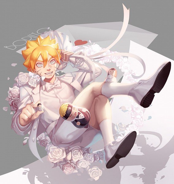 Tags: Anime, Noeunjung93, BORUTO, NARUTO, Uzumaki Naruto, Uzumaki Boruto, Uzumaki Himawari, Hyuuga Hinata, Fanart From Pixiv, PNG Conversion, Fanart, Pixiv