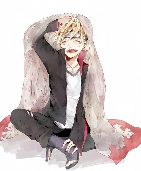 Tags: Anime, Pixiv Id 4491487, BORUTO, NARUTO, Uzumaki Boruto, Hokage Outfit, Pixiv, Fanart, Fanart From Pixiv