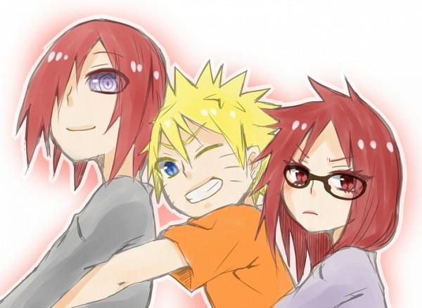 Tags: Anime, Pixiv Id 346382, NARUTO, Karin (NARUTO), Uzumaki Naruto, Nagato (NARUTO), Pixiv, Fanart From Pixiv, Fanart, Uzumaki Clan