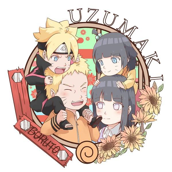 Tags: Anime, Pixiv Id 3547813, BORUTO, NARUTO, Uzumaki Boruto, Uzumaki Himawari, Hyuuga Hinata, Uzumaki Naruto, Pixiv, Uzumaki Clan, Uzumaki Family