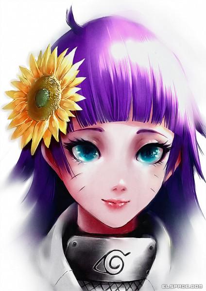 Tags: Anime, Elspade, NARUTO, Uzumaki Himawari, Lip Gloss, Fanart, Fanart From DeviantART, Mobile Wallpaper, deviantART