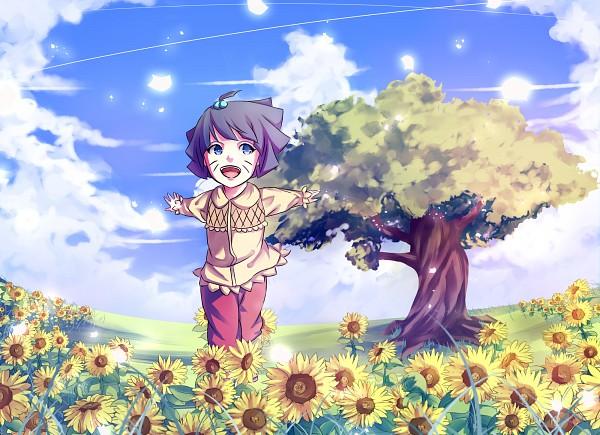Tags: Anime, Pixiv Id 9323232, NARUTO, Uzumaki Himawari, Fanart, Fanart From Pixiv, PNG Conversion, Pixiv