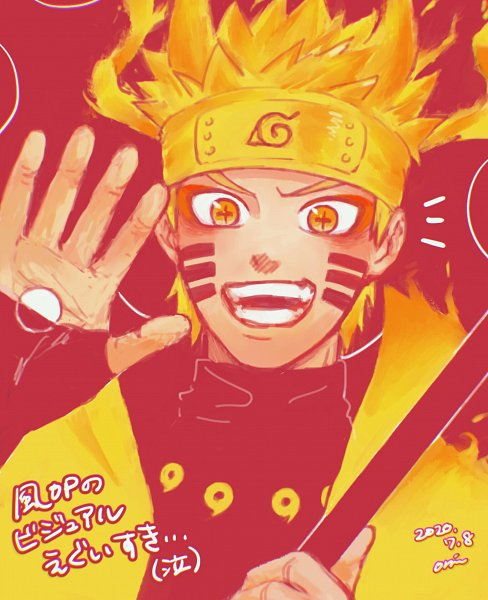 Tags: Anime, Pixiv Id 6465681, NARUTO, NARUTO: SHIPPŪDEN, Uzumaki Naruto, Sage Mode, Fanart, Fanart From Pixiv, Pixiv
