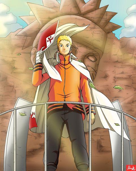 Tags: Anime, Dimas Haq, BORUTO: Naruto Next Generations, NARUTO, Uzumaki Naruto, Hokage Outfit, Fanart, Twitter