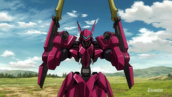 V08-1228 Grimgerde - Kidou Senshi Gundam: Tekketsu no Orphans