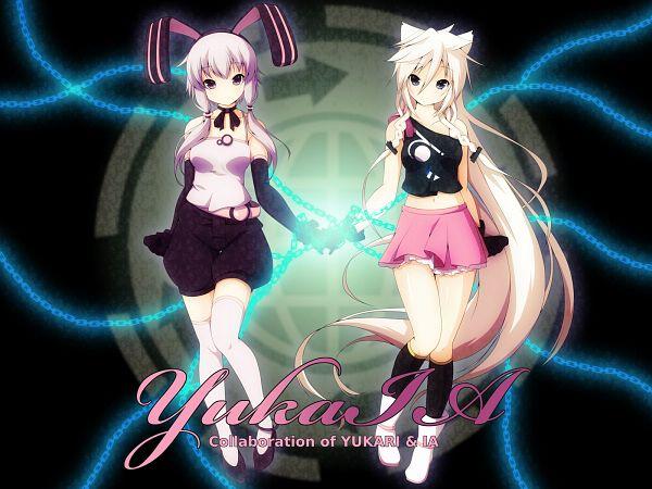 Tags: Anime, Yuzuki Kei, Voiceroid, VOCALOID, IA, Yuzuki Yukari