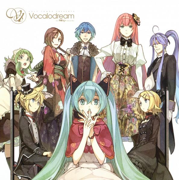 Tags: Anime, Hidari, VOCALOID, KAITO, GUMI, Kagamine Len, Kamui Gakupo, Kagamine Rin, MEIKO (VOCALOID), Megurine Luka, Hatsune Miku