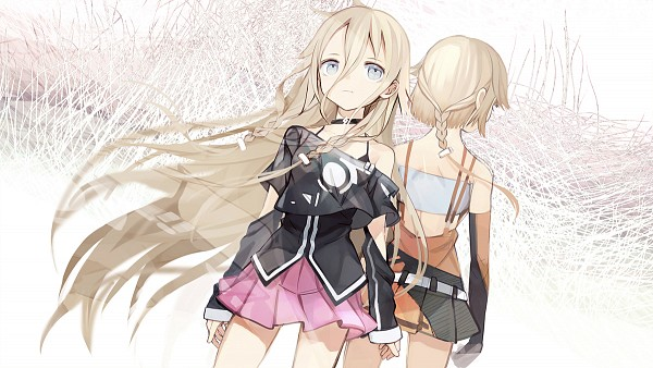 Tags: Anime, (kenji), VOCALOID, ONE (CeVIO), IA, Pixiv, Wallpaper, Fanart, Fanart From Pixiv