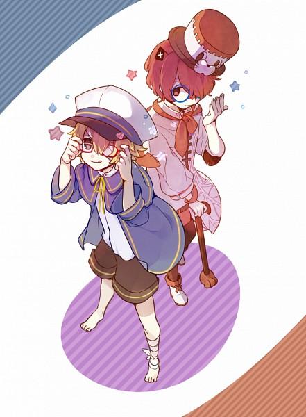 Tags: Anime, Pixiv Id 5522796, VOCALOID, Fukase (VOCALOID), Oliver (VOCALOID), Pins, Fanart From Pixiv, Mobile Wallpaper, Pixiv, Fanart