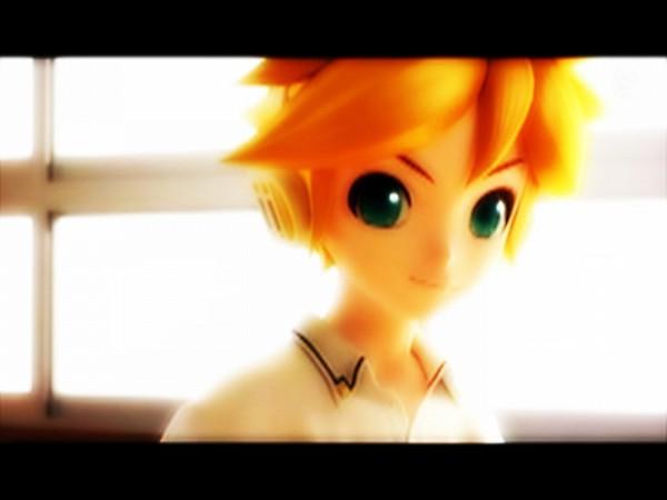 Tags: Anime, Project DIVA 2nd, VOCALOID, Kagamine Len