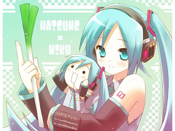 Tags: Anime, Eretto, VOCALOID, Hachune Miku, Hatsune Miku, Wallpaper, Pixiv, Fanart