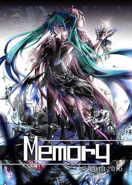 Tags: Anime, Tyouya, VOCALOID, Hatsune Miku, IA, Megurine Luka, Mobile Wallpaper, PNG Conversion, Fanart, Revision, Pixiv, Fanart From Pixiv