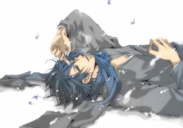 Tags: Anime, Karasu (Pixiv1592003), VOCALOID, KAITO