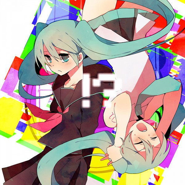 Tags: Anime, Anko (Pixiv1997346), VOCALOID, Hatsune Miku