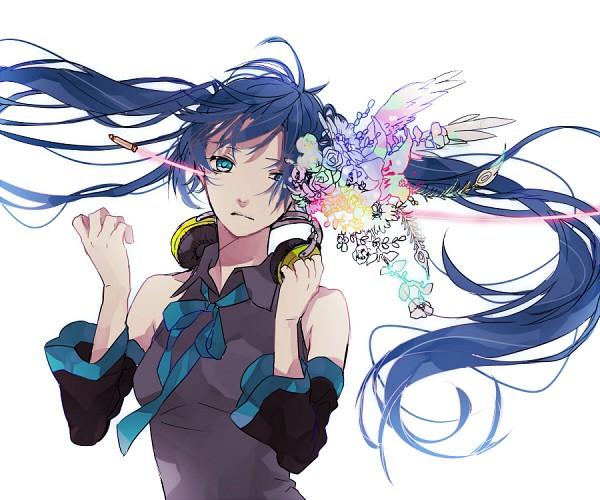 Tags: Anime, Saikawa, VOCALOID, Hatsune Miku, Fanart, Pixiv