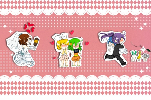 Tags: Anime, Mimoru-chan, VOCALOID, KAITO, GUMI, Kagamine Len, Kamui Gakupo, Kagamine Rin, MEIKO (VOCALOID), Megurine Luka, Hatsune Miku, Rú Già, Yaoi Fan