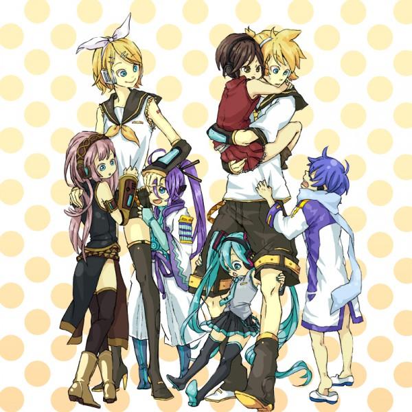 VOCALOID Image #96827 - Zerochan Anime Image BoardVocaloid Kaito Age