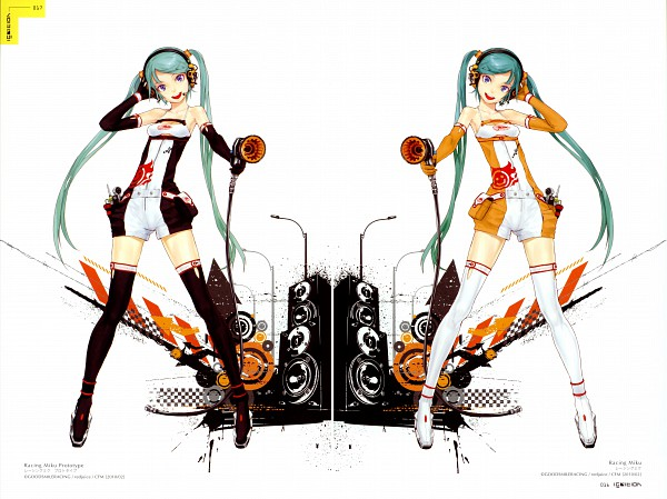 VOCALOID Official Designs - VOCALOID