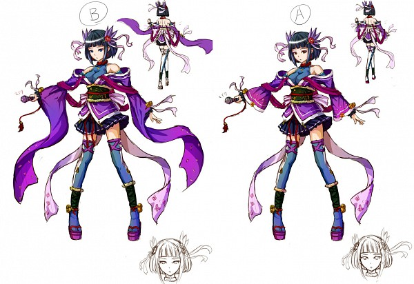 Tags: Anime, VOCALOID, VY1, Character Sheet