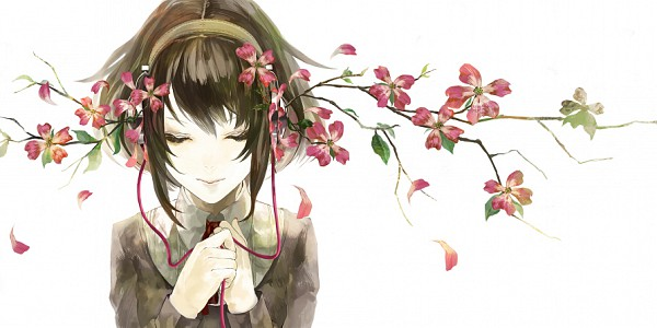 Tags: Anime, hakus, VOCALOID, VY1, Facebook Cover, Pixiv