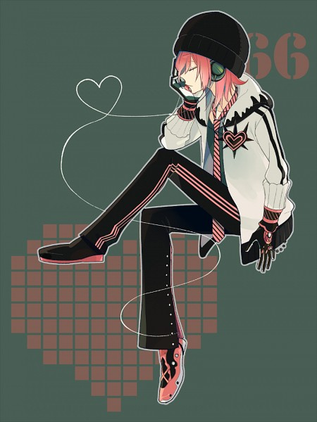 Tags: Anime, Pixiv Id 166986, VOCALOID, VY2