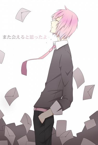 Tags: Anime, Pixiv Id 4223684, VOCALOID, VY2, Nenchakukei Danshi no 15-nen Nechinechi, Mobile Wallpaper