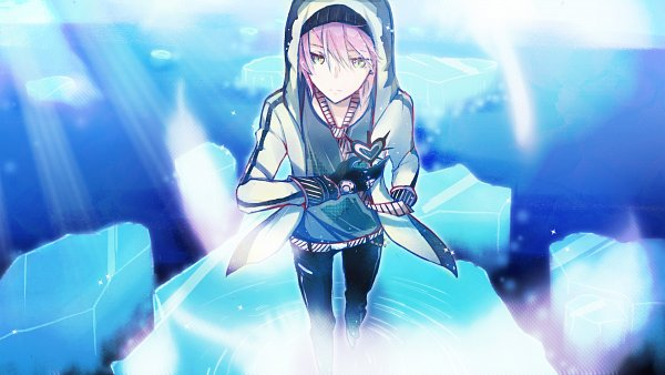 Tags: Anime, Pixiv Id 4937294, VOCALOID, VY2, Fanart, Fanart From Pixiv, Pixiv, Wallpaper